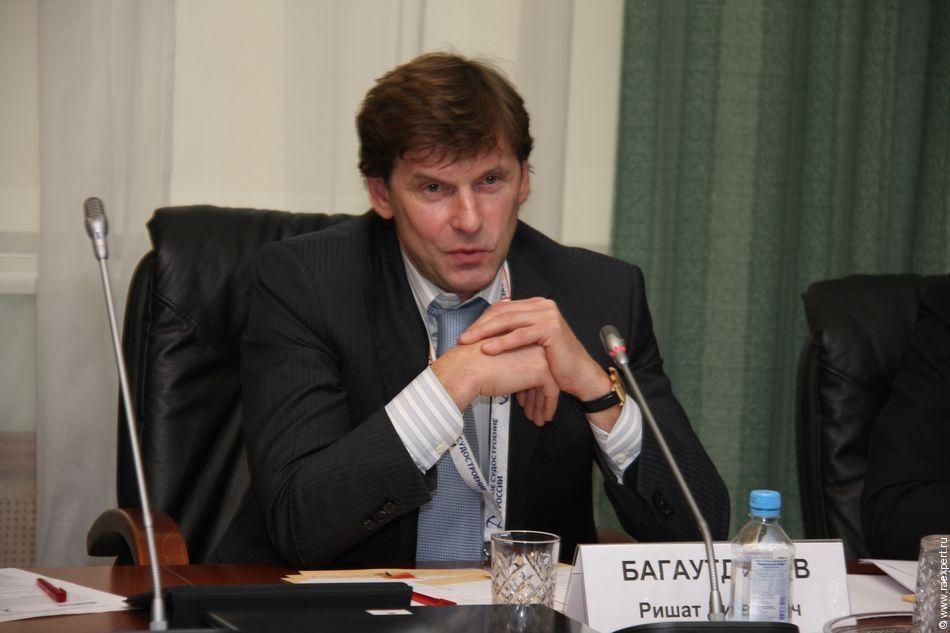 Бизнес-партнер Олерского Ришат Багаутдинов