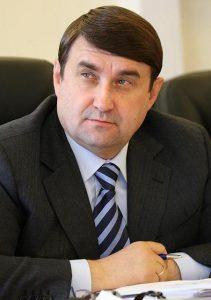 Бывший министр транспорта РФ Игорь Левитин