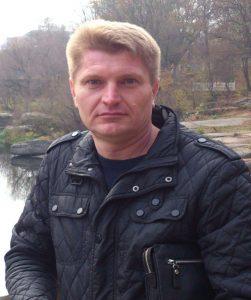 Игорь Кияшко. Фото предоставлено его женой Мариной