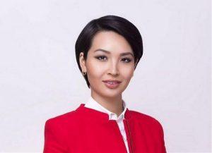 Зоя Санджиева еще месяц назад занимала должность министра экономики и торговли Республики Калмыкия